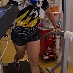 La campeona mundial de frontenis Roció  Guillen realiza  prueba de esfuerzo y desempeño (10)