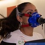 La campeona mundial de frontenis Roció  Guillen realiza  prueba de esfuerzo y desempeño (8)