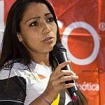 campeona mundial de frontenis Roció  Guillen (1)