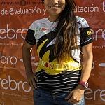 campeona mundial de frontenis Roció  Guillen