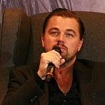el actor Leonardo Dicaprio en conferencia de prensa en la ciudad de México (2)