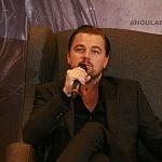 el actor Leonardo Dicaprio en conferencia de prensa en la ciudad de México p1
