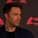 Ben Affleck actor que interpreta a Batman en la pelicula de Batman vs Superman en la premier de la Ciudada de México (2)