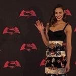 Gal Gadot actriz que le da vida al personaje de la mujer Maravilla en la pelicula de Btman vs Superman 4
