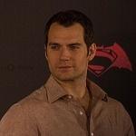 Henry Cavill actor que interpreta a Superman en la pelicula de Batman vs Superman en la premier de la Ciudada de México 1