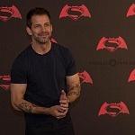 Zack Snyder Director de la pelicula Batman vs Superman en la premier de la Ciudada de México 1