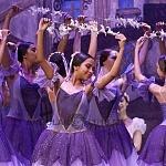 Coppelia con la Escuela de Iniciación a la Danza del Centro Cultural Ollin Yoliztli 1