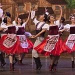 Coppelia con la Escuela de Iniciación a la Danza del Centro Cultural Ollin Yoliztli
