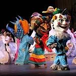El Ballet Folklórico de México  cumplió su 64 aniversario 7