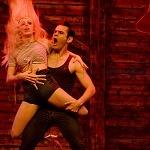 Diego de Tovar en Dirty Dancing p1