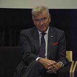 Michael Stumpp presidente del patronato de la industria alemana para la cultura