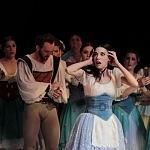 ballet romántico  Giselle en su presentación en Palacio Nacional  3