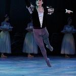 ballet romántico  Giselle en su presentación en Palacio Nacional 5