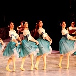 ballet romántico  Giselle en su presentación en Palacio Nacional  9