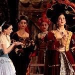 ballet romántico  Giselle ensu presentación en Palacio Naciona  1