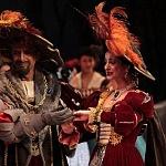 ballet romántico  Giselle ensu presentación en Palacio Nacional 1