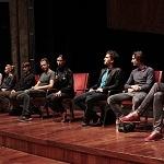 conferencia de prensa Elisa Carrillo y amigos en el Palacio de Bellas Artes