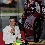 conferencia de prensa del piloto mexicano Gabriel Martínez-Abrego por su proxima participación en MOTO 3 (1)