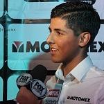 conferencia de prensa del piloto mexicano Gabriel Martínez-Abrego por su proxima participación en MOTO 3 (8)