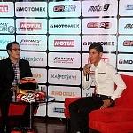 conferencia de prensa del piloto mexicano Gabriel Martínez-Abrego por su proxima participación en MOTO 3 (9)