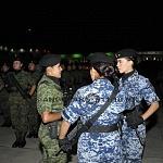 Fuerzas especiales y  Aerologistica , Previo al Desfile 2016