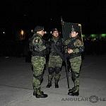 Fuerzas Especiales Previo al Desfile 2016