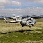 Helicópteros MI-17 en formacion,desfile 16 de septiembre 2016 despegue