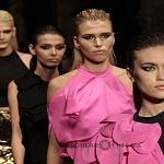 PASARELAS 10ª edición del  Mercedes Benz Fashion Week México sede ex Convento de San Hipólito