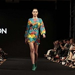 Mercedes  Benz Fashion  Week Primavera /Verano 2017 sede Hotel Sheraton María Isabel colección David Salomón