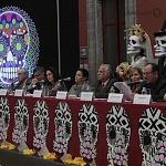 Presentan la Celebración  del  Día de Muertos  2016 de la Ciudad de México conferencia de prensa
