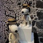 EXPOSICIÓN  SNOOPY & BELLE FASHION  presentada en MUMEDI  2016