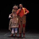 Rulo Clown  en el centro Cultural Helénico. 4to. Encuentro Internacional de Clown(1)