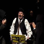 Ensamblerías y  Aziz Gual en el centro Cultural Helénico en el 4to. Encuentro Internacional de Clown