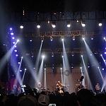 The Descendents en su presentación en la ciudad de de México en Carpa Astros  (ecenario)
