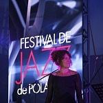Joe d'Etienne Big Band junto a la voz de Iraida Noriega