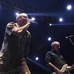The Descendents en su presentación en la ciudad de de México en Carpa Astros