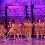"""en el Teatro de la Ciudad """"Esperanza Iris"""" por segundo año consecutivo la clásica obra el cascanueces,  con   el  Ensamble de Danza Clásica del Centro Cultural Ollin Yoliztli"""