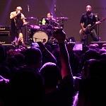 The Descendents en su presentación en la ciudad de de México en Carpa Astros  (Púbico)