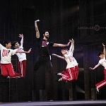 """Presentan la puesta en escena  """"Billy Elliot"""" en el Centro Cultural Teatro 2.  (ensayos)"""
