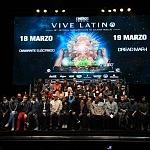 Presentan Festival Vive Latino 2017