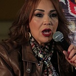 AIDA CUEVAS FESTEJANDO 40 AÑOS DE CARRERA ARTISTICA EN EL TEATRO METROPILITAN 7