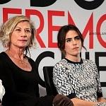 """Actriz Patricia Bernal y Karla Souza en la Presentación de la película """"Todos queremos a alguien"""""""