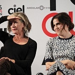 """Actriz Patricia Bernal y Karla Souza en la Presentación de la película """"Todos queremos a alguien"""" 2"""