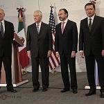 Reunión de Alto Nivel entre México y Estados Unidos (1)