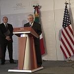 Secretario de Estado de los Estados Unidos Rex Tillerson en la reunión de alto nivel entre México y Estados Unidos (4)