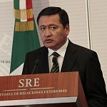Secretario de Gobernación Miguel Ángel Osorio Chong en la reunión de alto nivel entre México y Estados Unidos