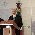 Secretario de Seguridad de Estados Unidos John Kelly en la reunión de alto nivel entre México y Estados Unidos (2)