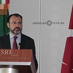 El Secretario de Relaciones Exteriores Luis Videgaray recibió a su homologo de Turquía Mevlüt Çavuşoğlu