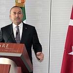 Ministro de Asuntos Exteriores de la República de Turquía, Mevlüt Çavuşoğlu