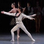 ensayo del lago de los cisnes de la compañia nacional de danza en Bellas Artes (10)